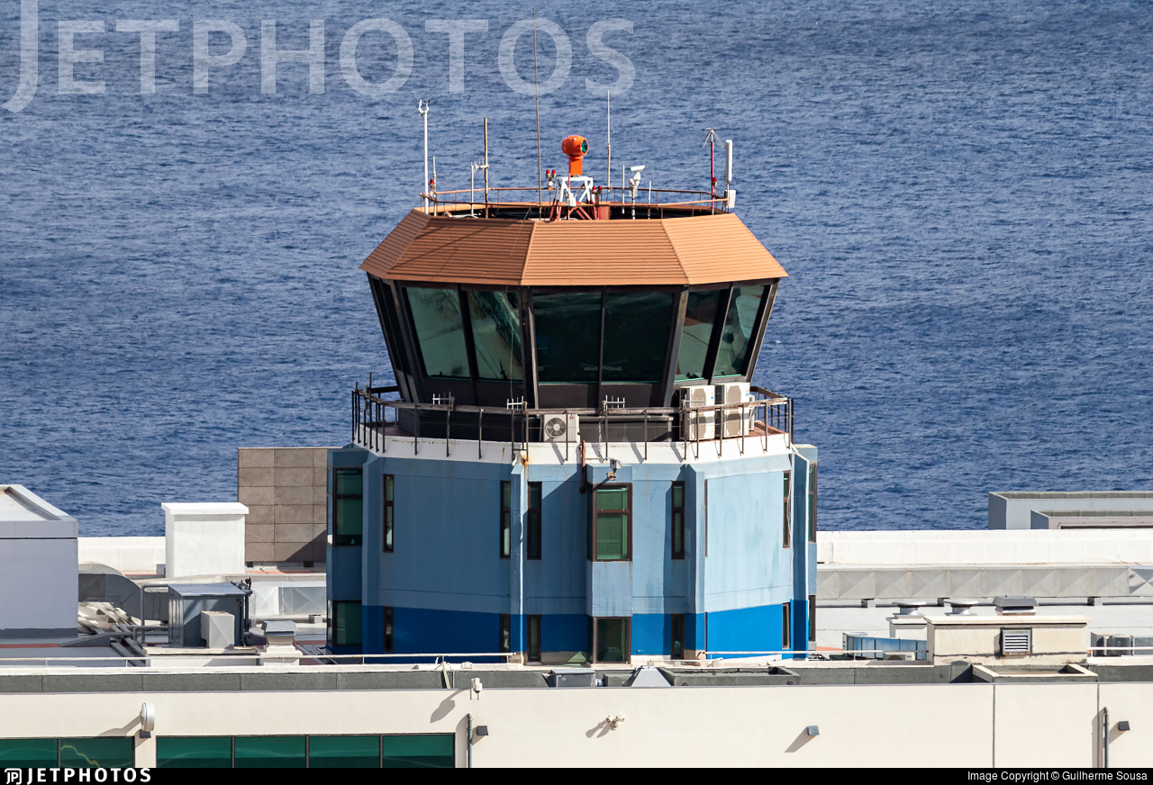 LPMA - Airport - Control Tower