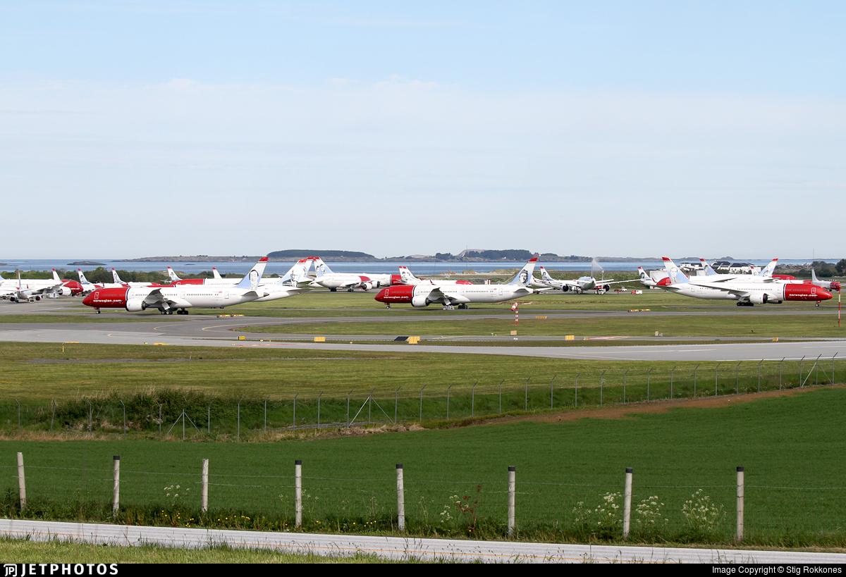 ENZV - Airport - Ramp