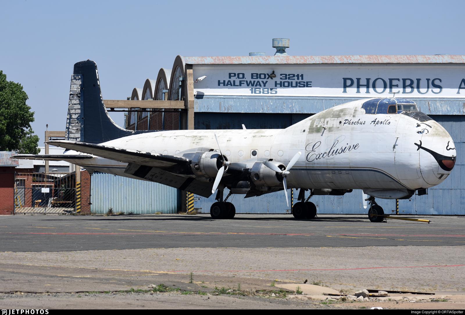 9J-PAA - Aviation Traders ATL-98 Carvair - Phoebus Apollo Aviation