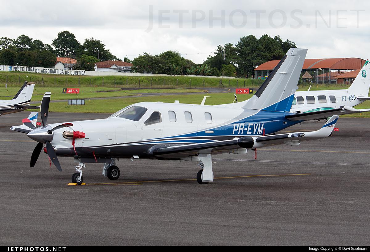 PR-EVM - Socata TBM-900 - Private