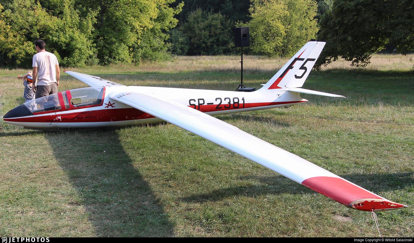 SP-2381 - SZD 24-4A Foka 4 - Private