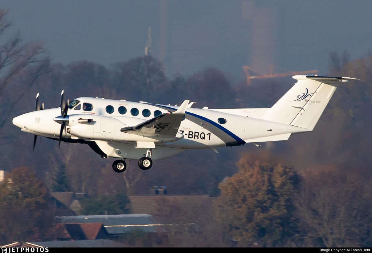 HZ-BRQ1 - Beechcraft B300 King Air 350i - Buraq Jet