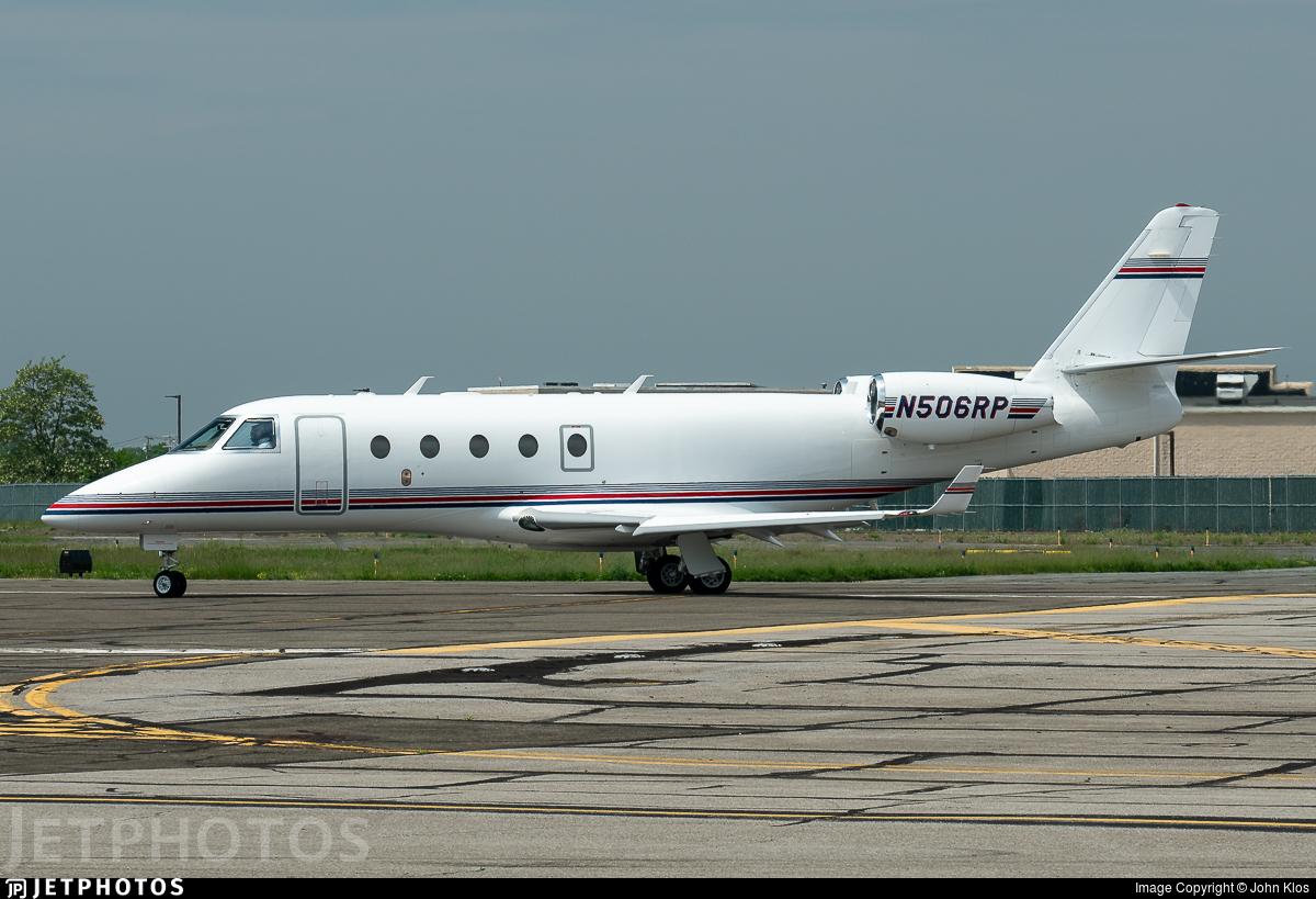 N506RP - Gulfstream G150 - Private