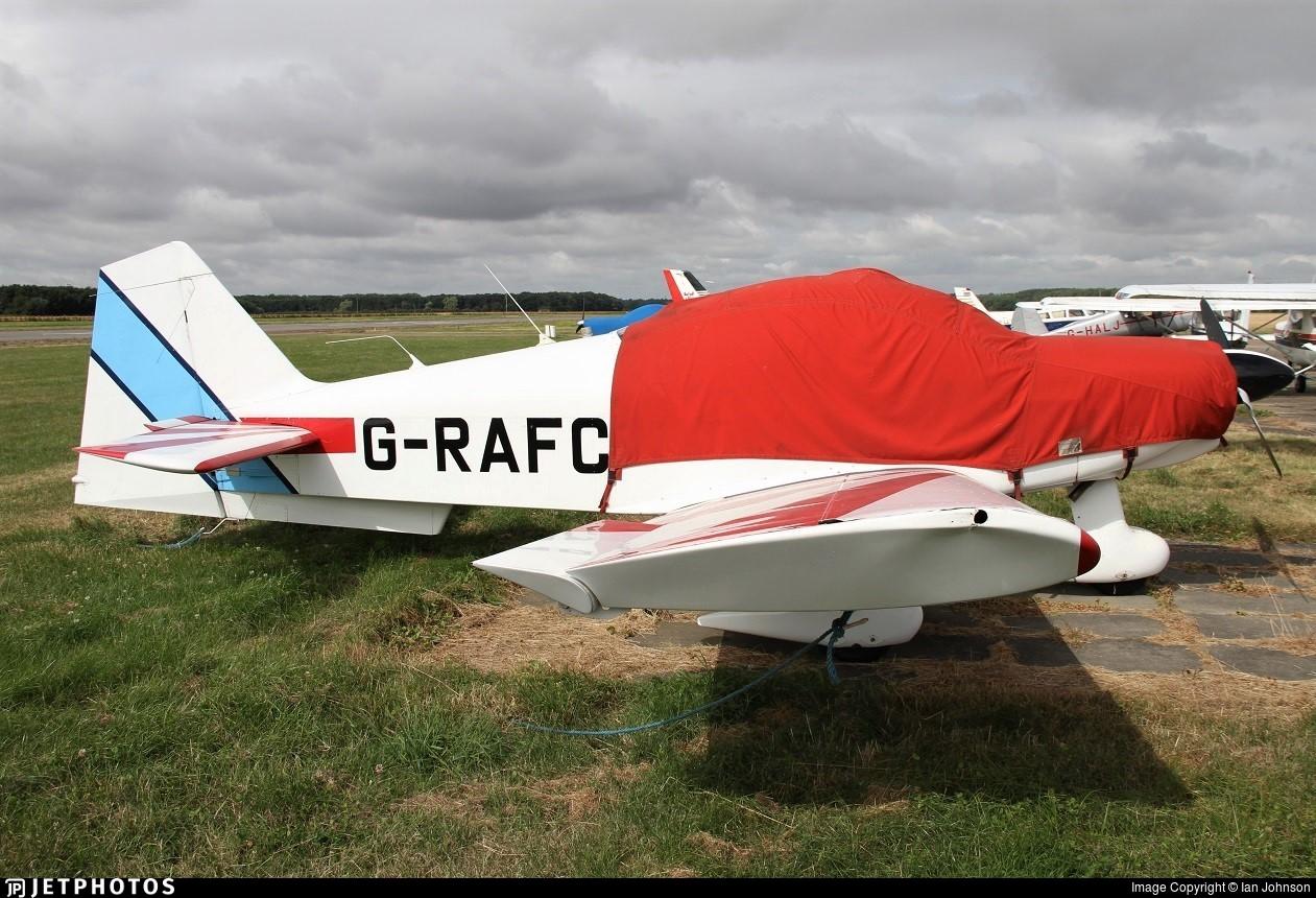 G-RAFC - Robin R2112 Alpha - Private