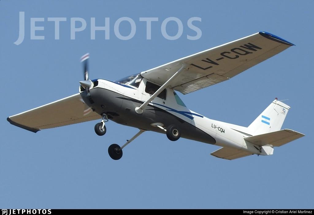 LV-CQW - Cessna 150M - Private