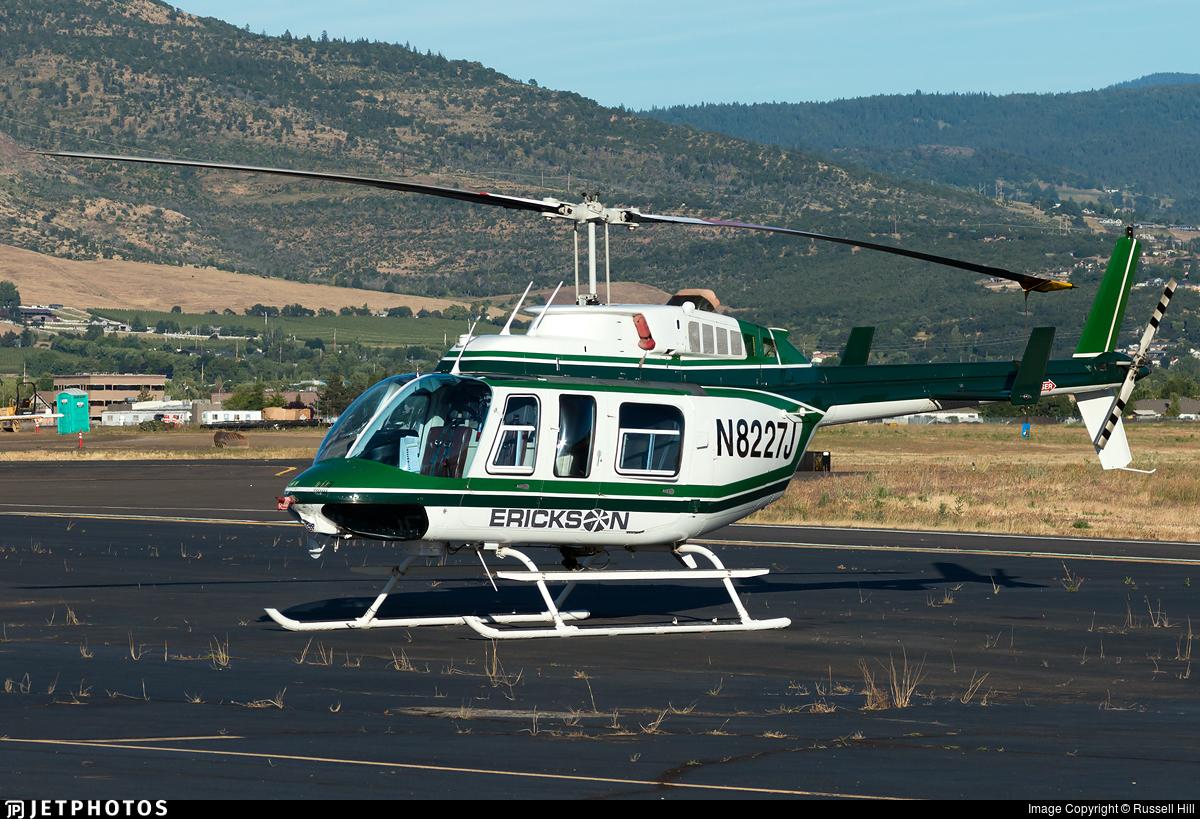 N8227J - Bell 206L-3 LongRanger III - Erickson Air-Crane