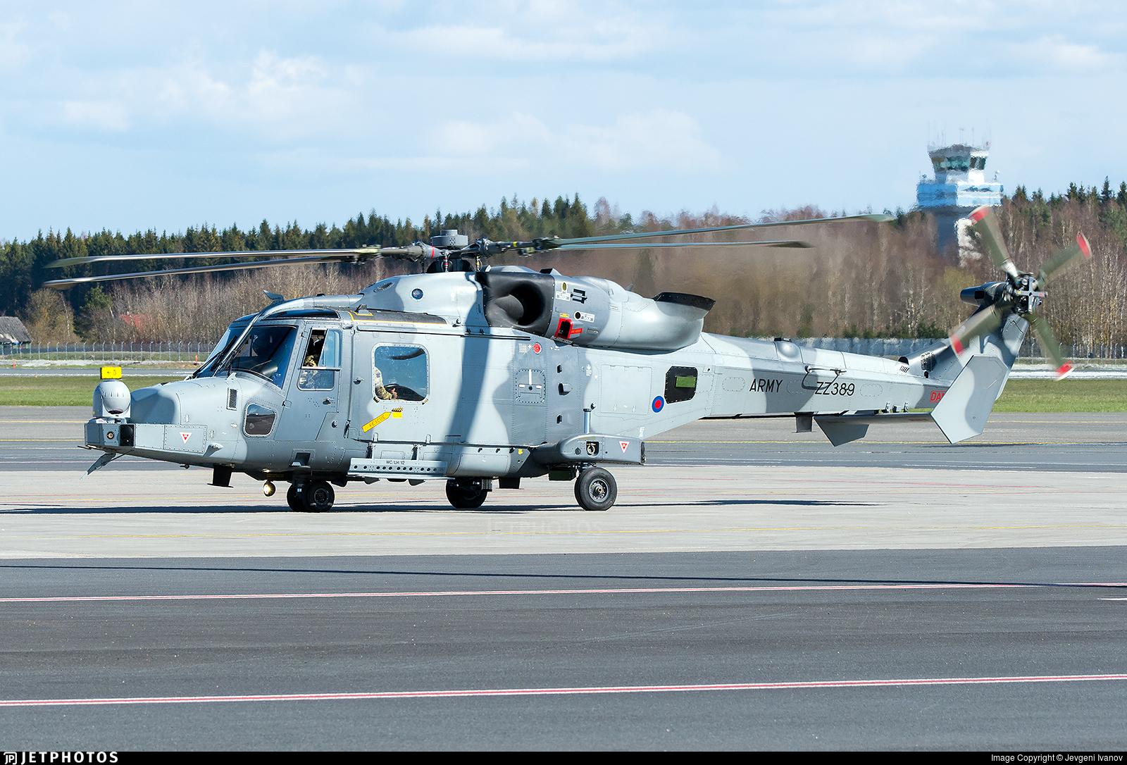 ZZ389 - Agusta-Westland AW-159 Wildcat AH.1 - United Kingdom - Army Air Corps