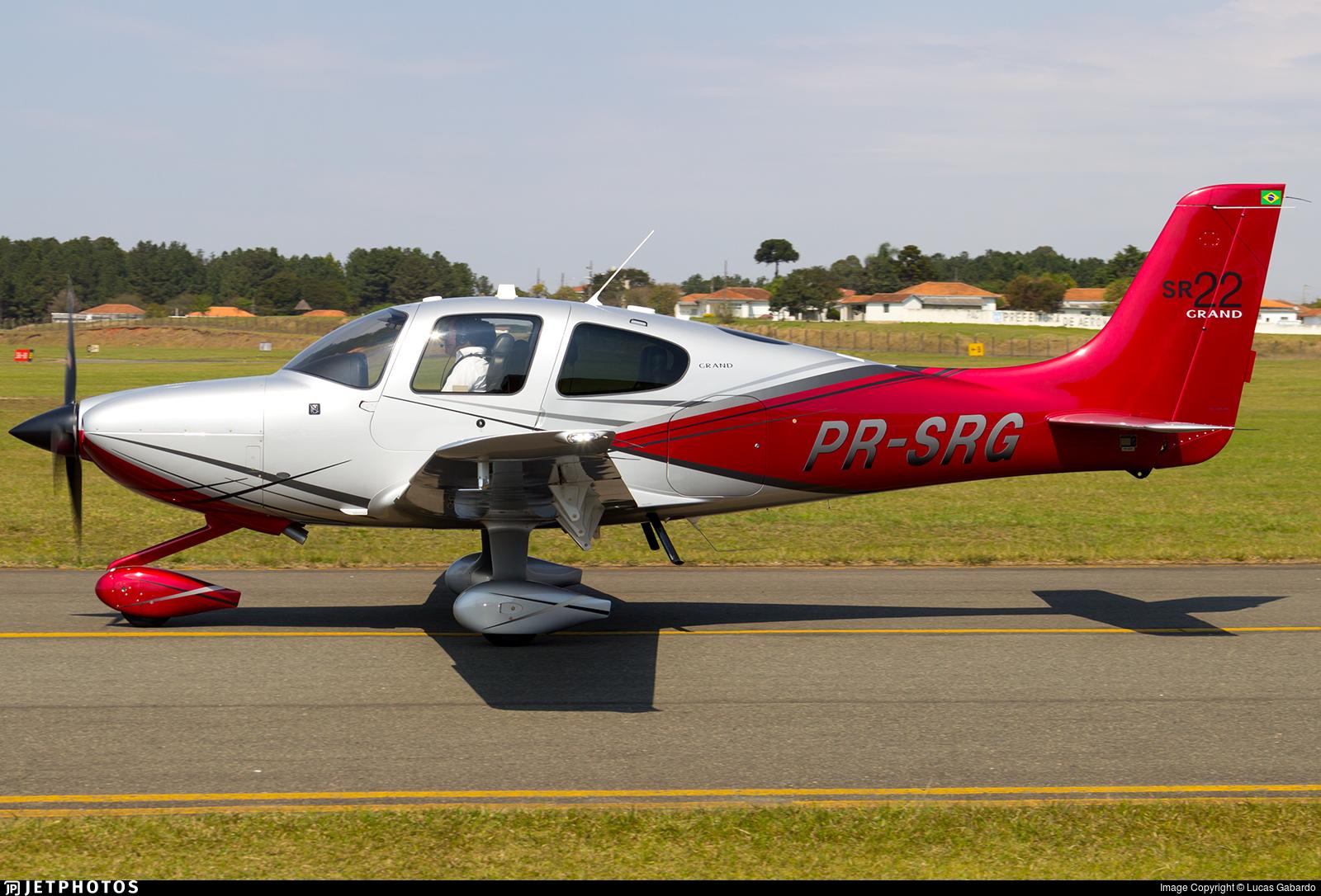 PR-SRG - Cirrus SR22 Grand - Private