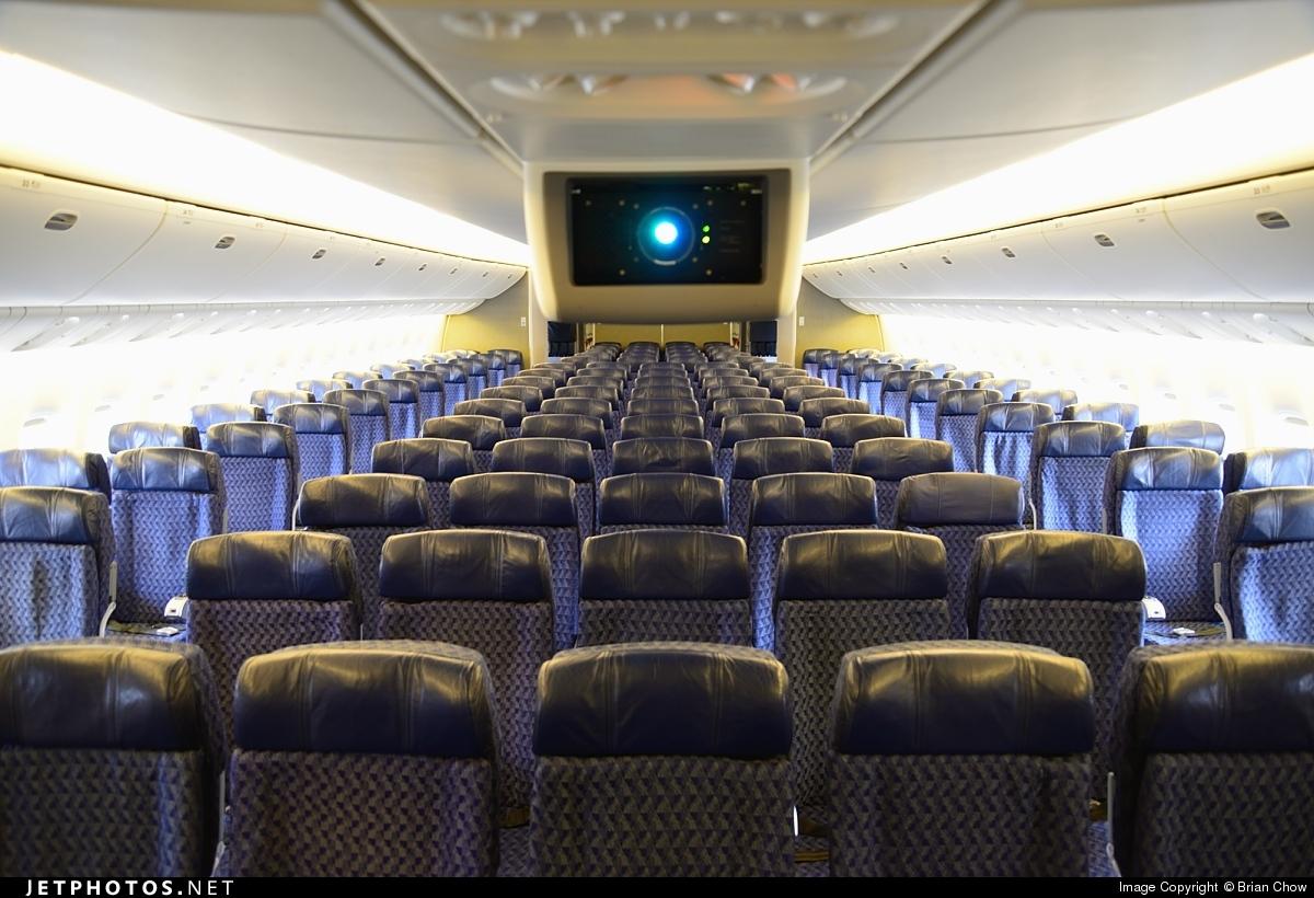N767aj Boeing 777 223 Er American Airlines Brian