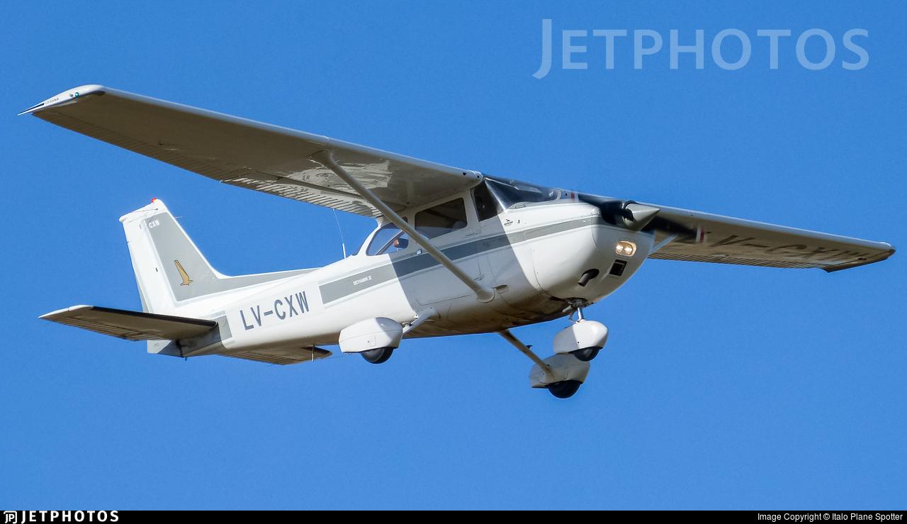 LV-CXW - Cessna 172 - Private
