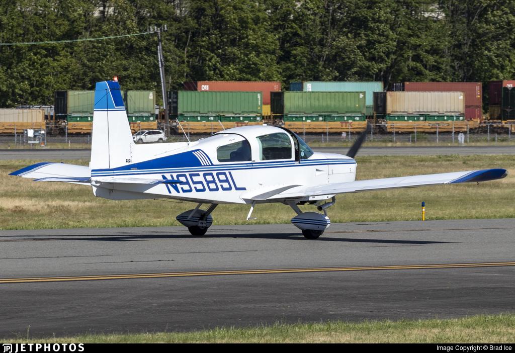 N9589L - Grumman American AA-5B Tiger - Private