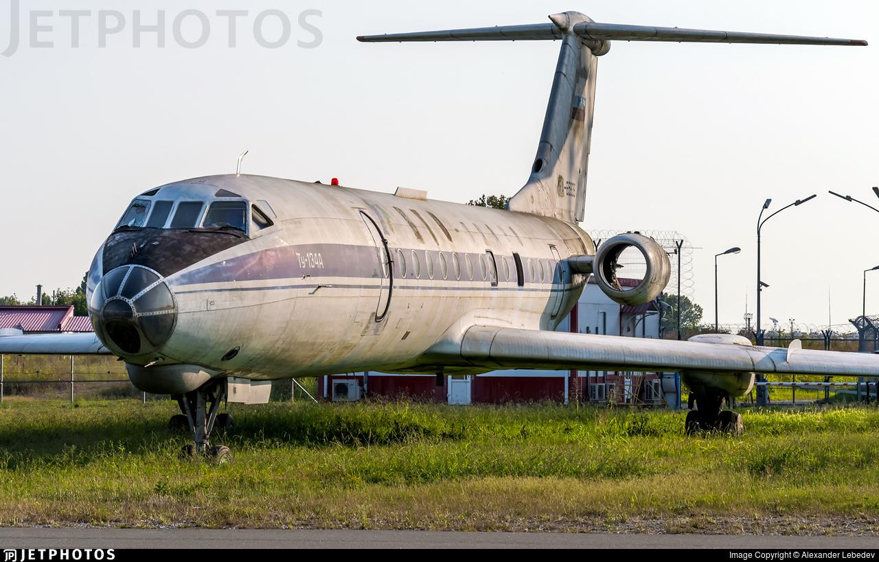 RA-65939 - Tupolev Tu-134A-3 - Chernomor Avia