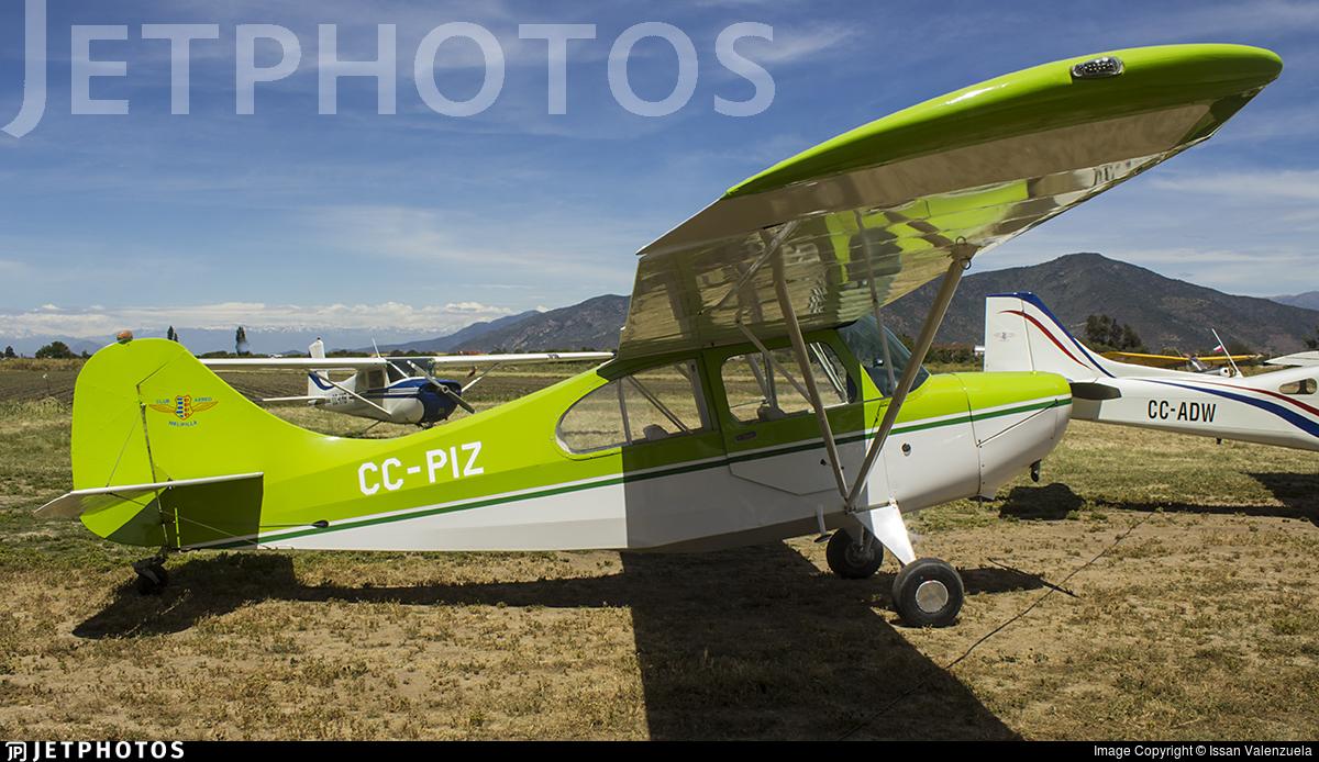 CC-PIZ - Champion 7ec - Club Aéreo de Melipilla