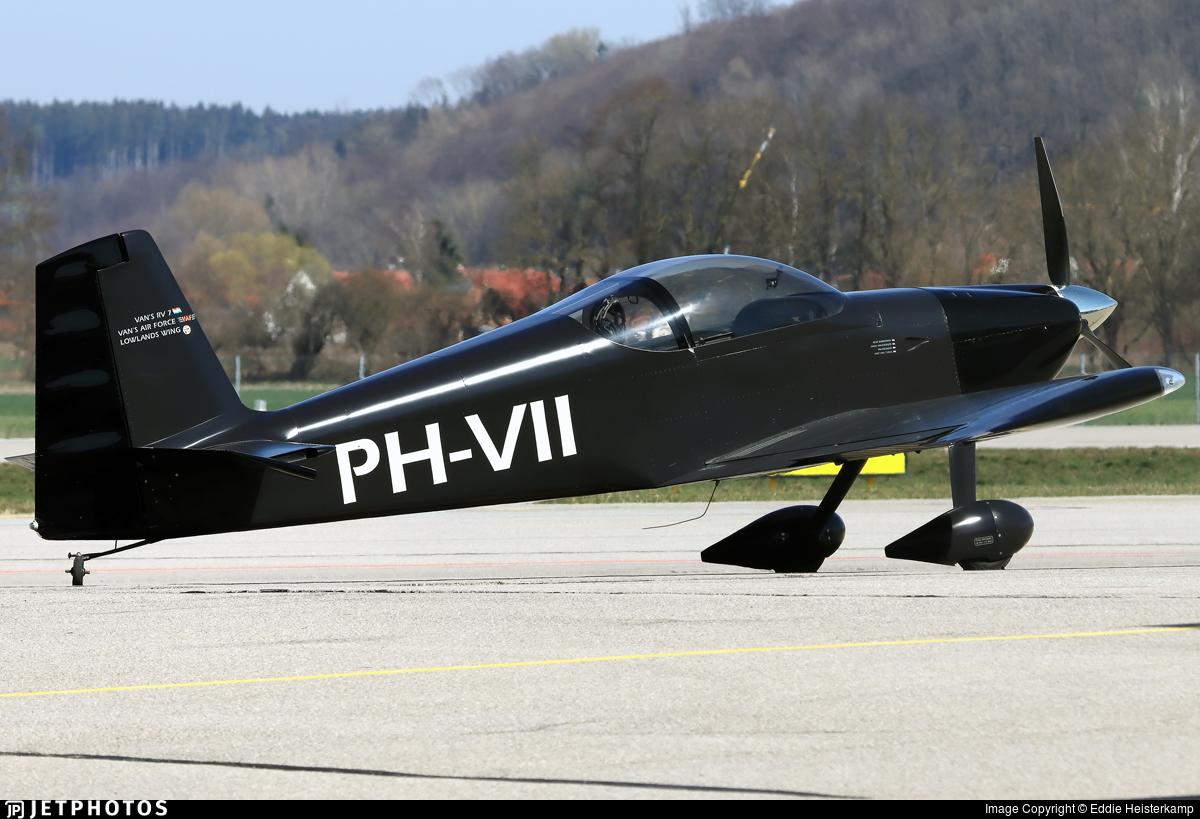 PH-VII - Vans RV-7A - Private
