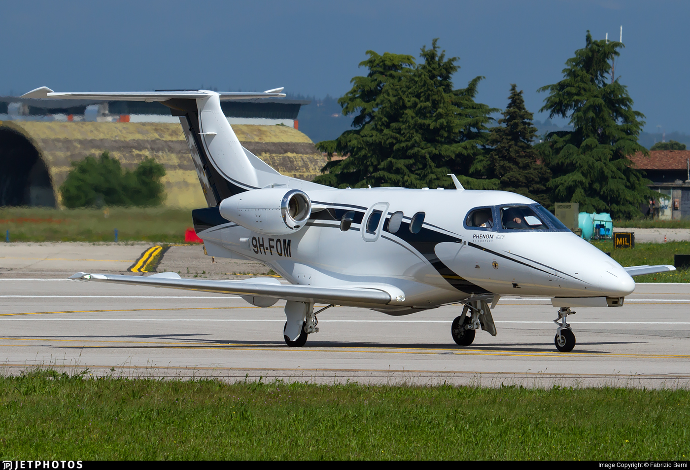 9H-FOM - Embraer 500 Phenom 100 - Private