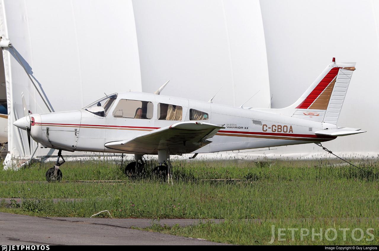 C-GBOA - Piper PA-28-161 Warrior II - Private