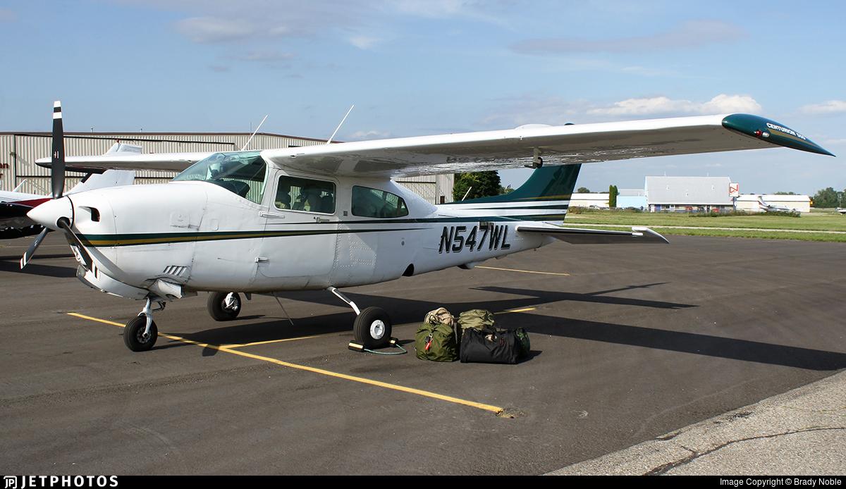 N547WL - Cessna 210N Centurion II - United States- South Carolina Department of Natural Resources