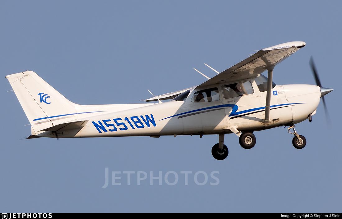 N5518W - Cessna 172S Skyhawk SP - Christiansen Aviation