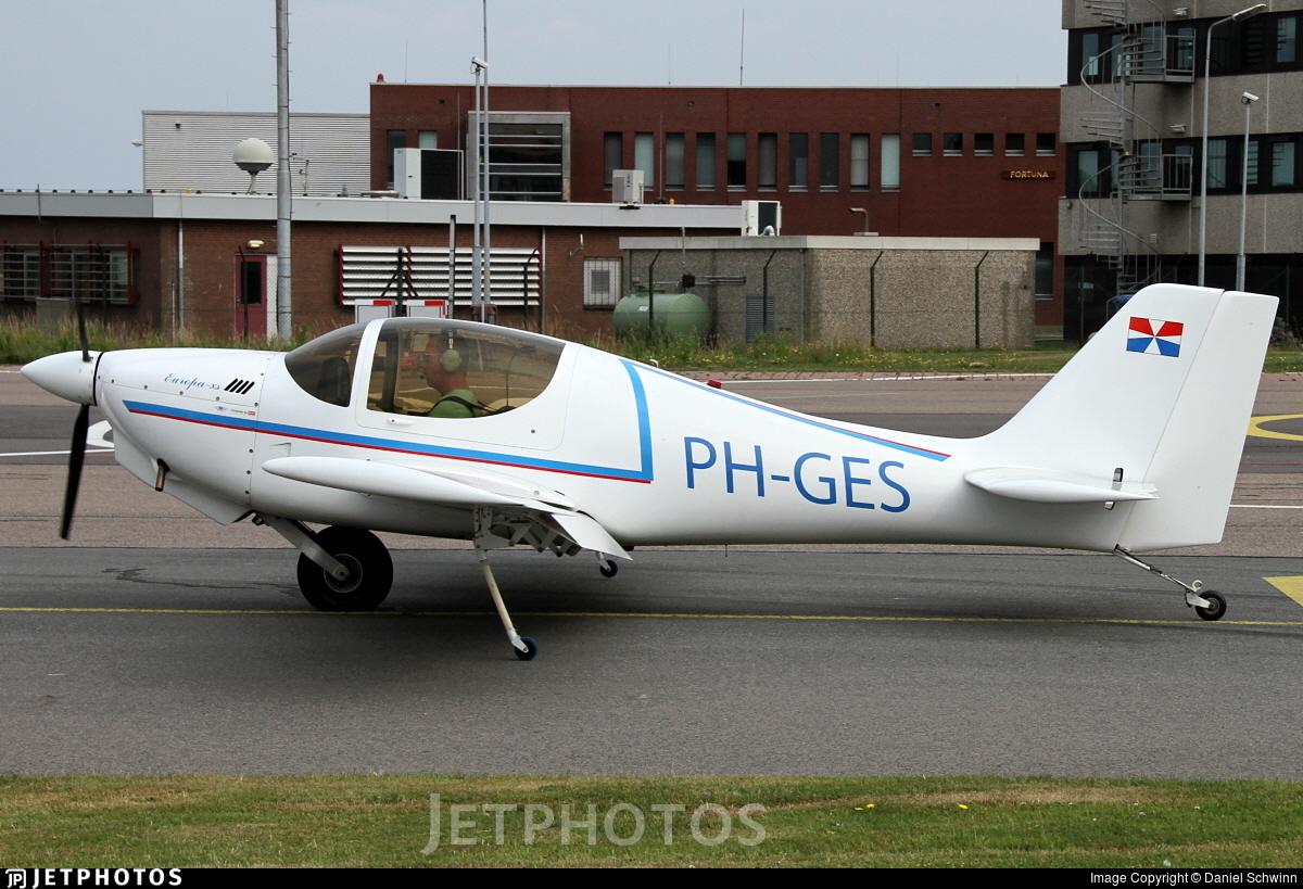 PH-GES - Europa XS Monowheel - Private