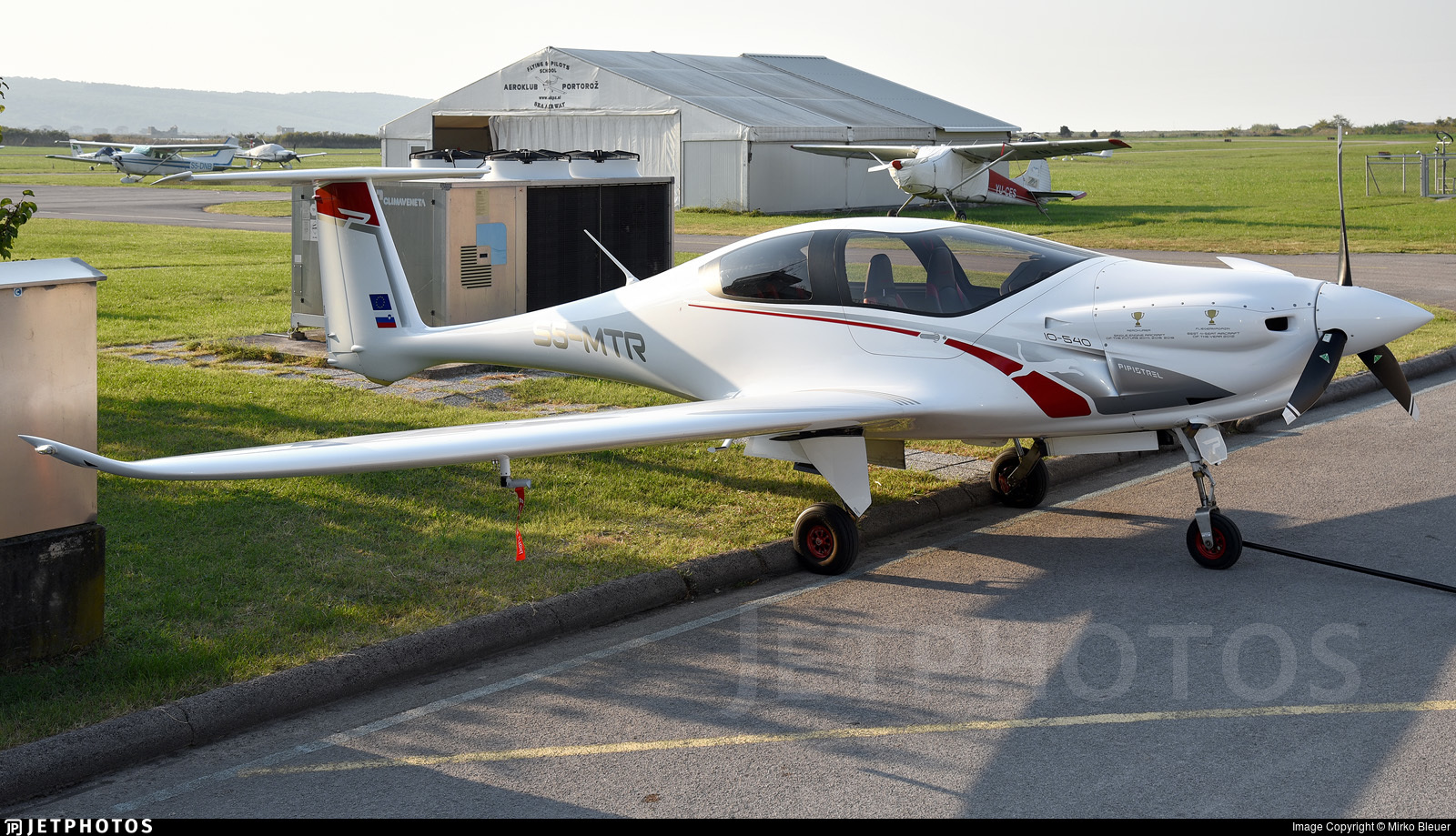 S5-MTR - Pipistrel Panthera - Private