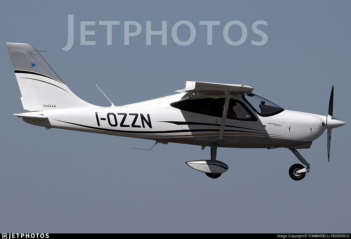 I-OZZN - Tecnam P2008JC MkII - Private