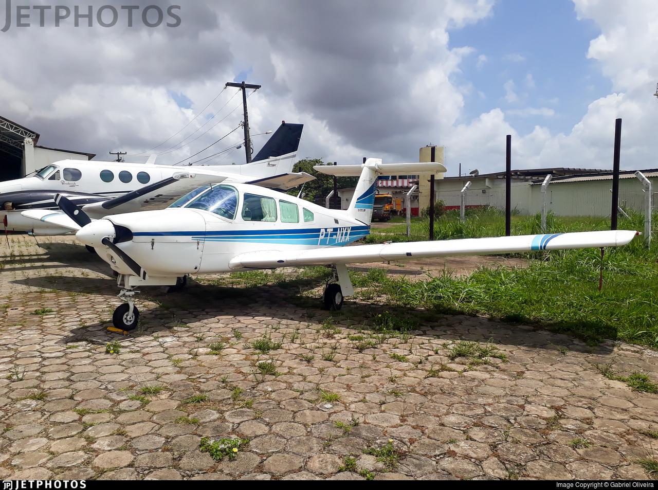 PT-NXX - Embraer EMB-711T Corisco II - Private