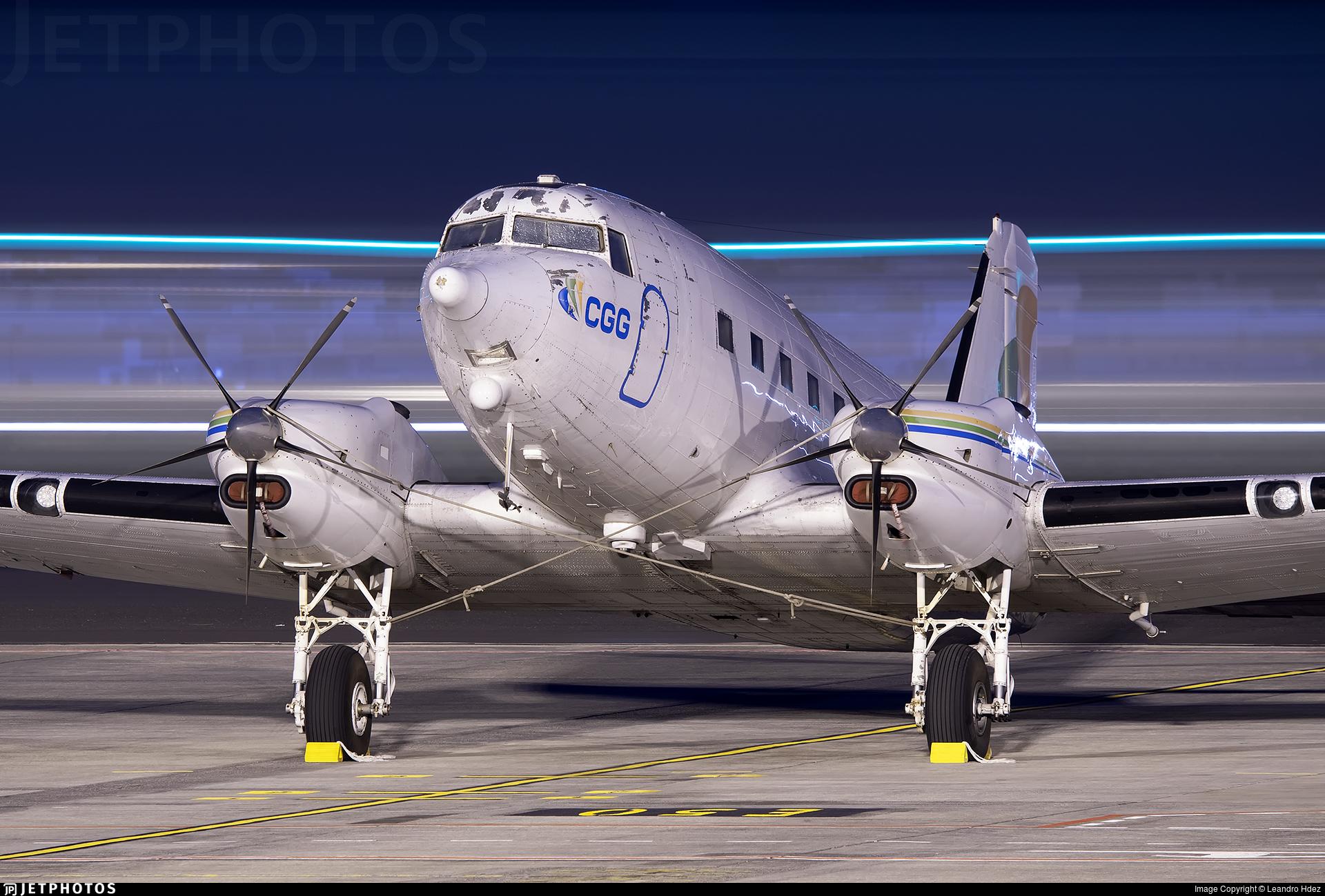 C-GGSU - Basler BT-67 - CGG Aviation