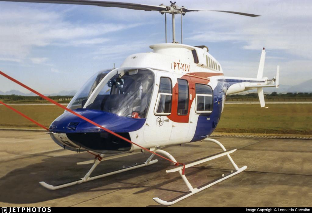 PT-YJV - Bell 206L-4 Long Ranger IV - Private
