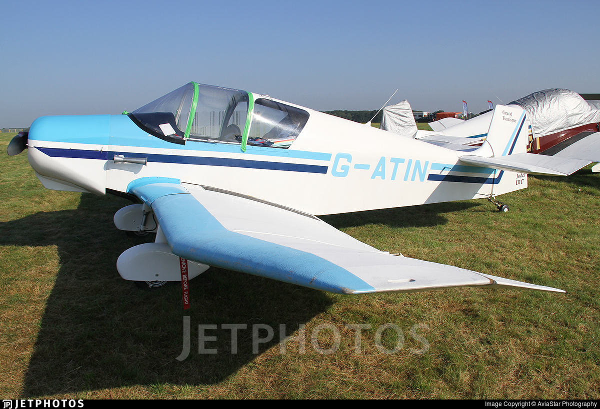 G-ATIN - Jodel D117 Grand Tourisme - Private