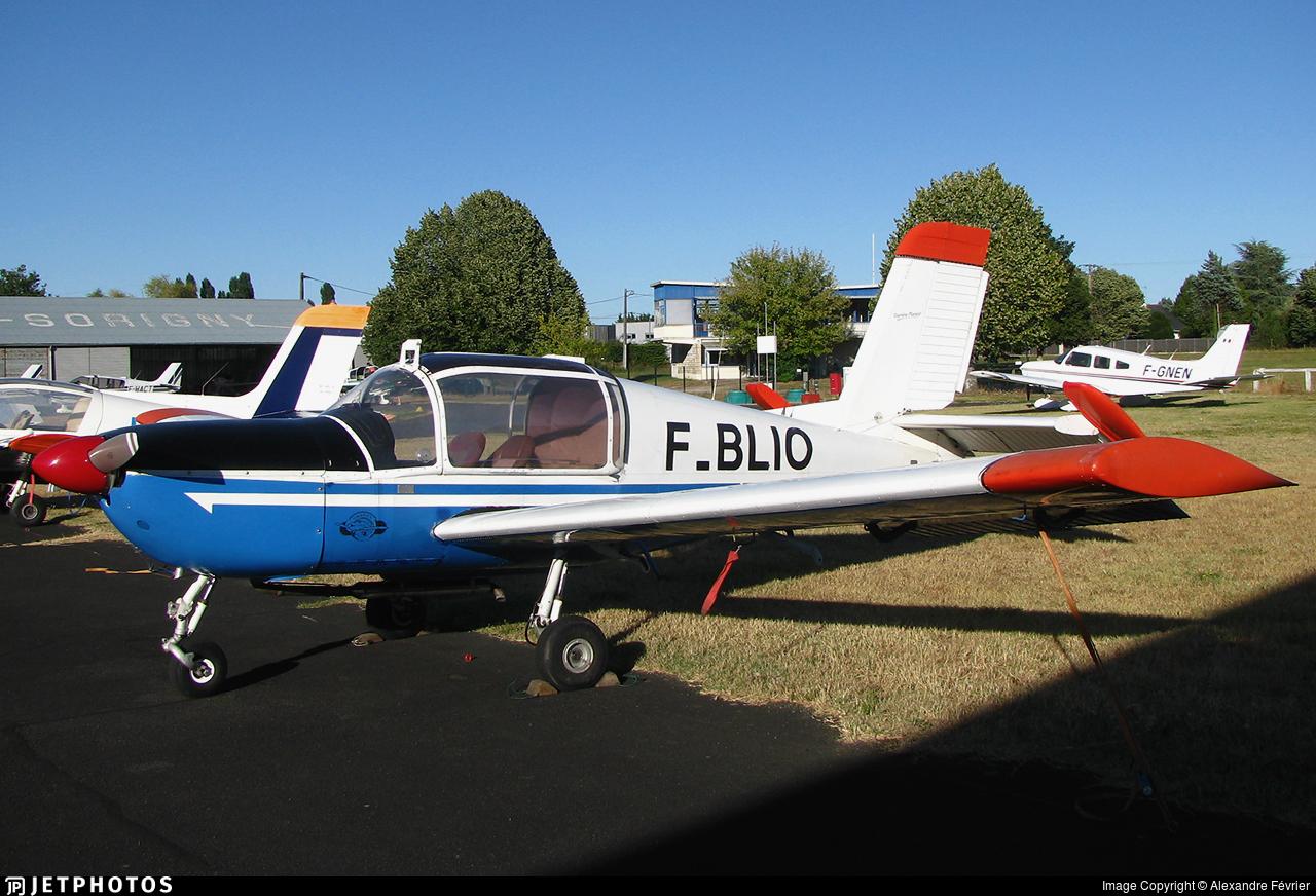 F-BLIO - Morane-Saulnier MS-893 Rallye 180-T - Private