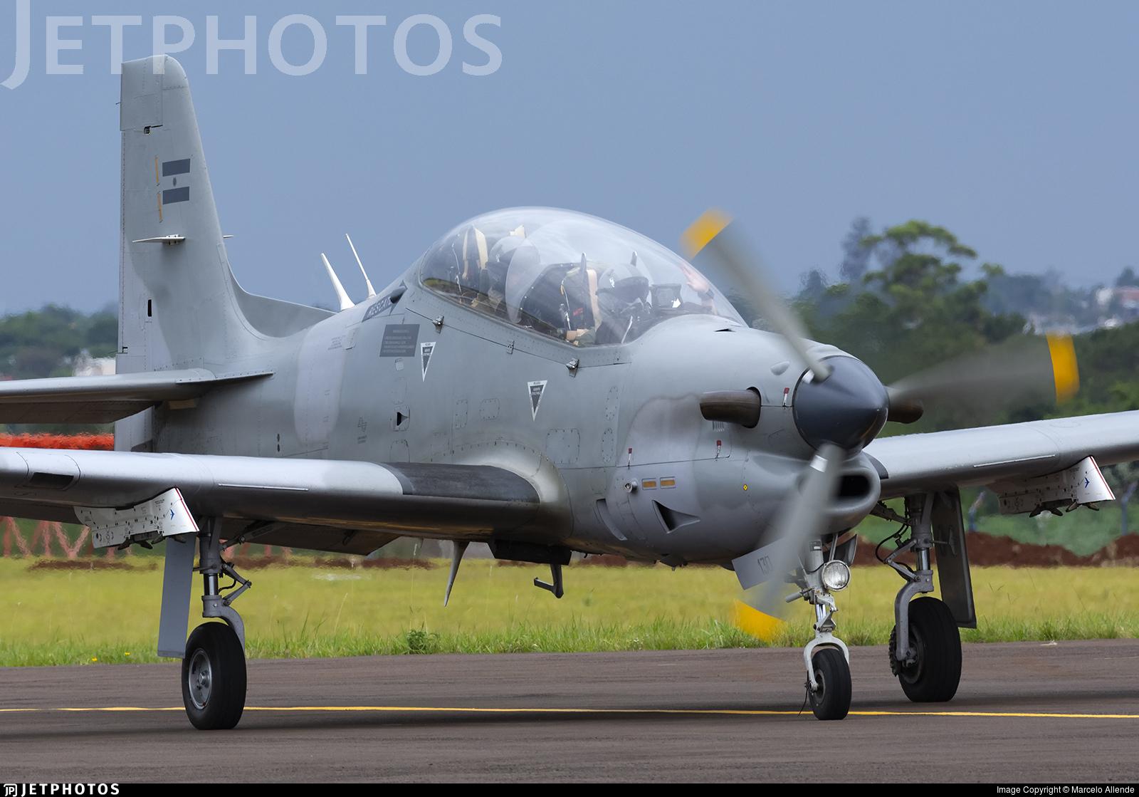 A-130 - Embraer EMB-312 Tucano - Argentina - Air Force
