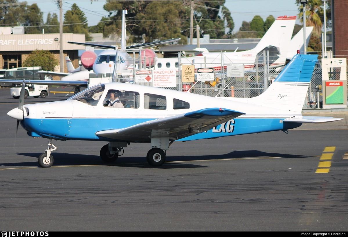 VH-LXG - Piper PA-28-161 Warrior II - Moorabbin Aviation Services