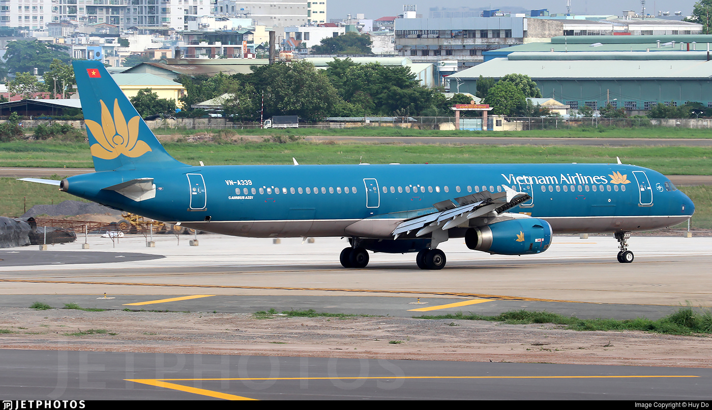 VN-A339 - Airbus A321-231 - Vietnam Airlines