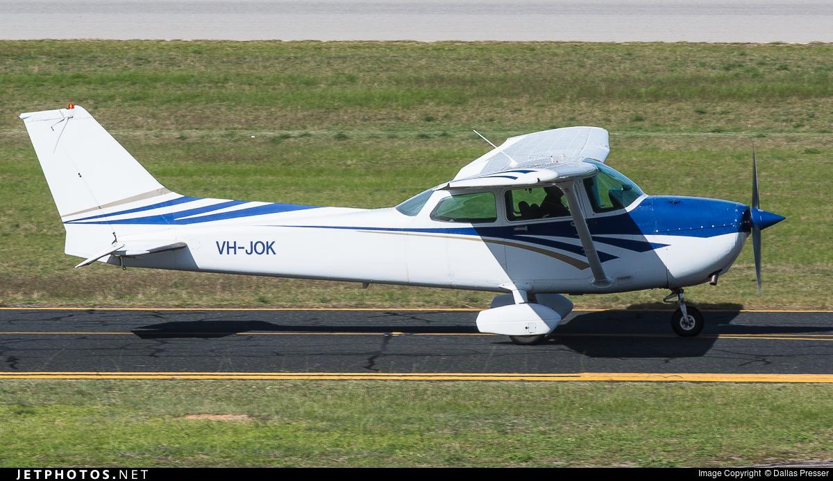 VH-JOK - Cessna 172P Skyhawk II - Private