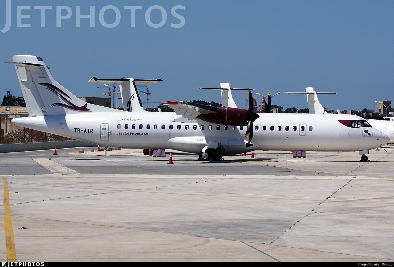TR-ATR - ATR 72-212A(500) - Afrijet
