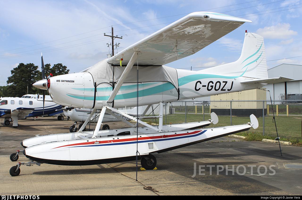 C-GOZJ - Cessna A185F Skywagon - Private