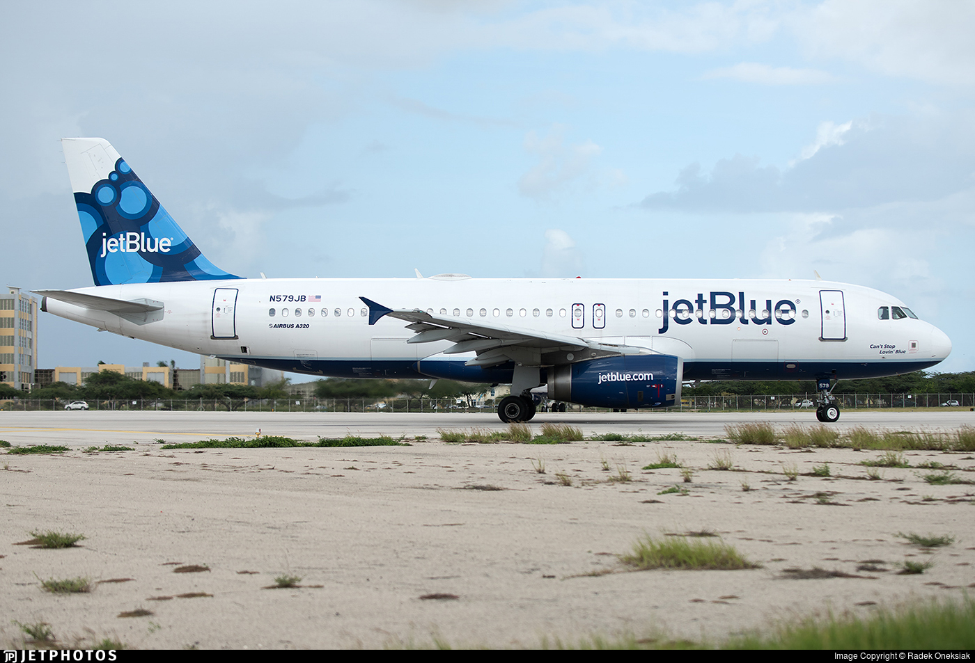 N579JB - Airbus A320-232 - jetBlue Airways