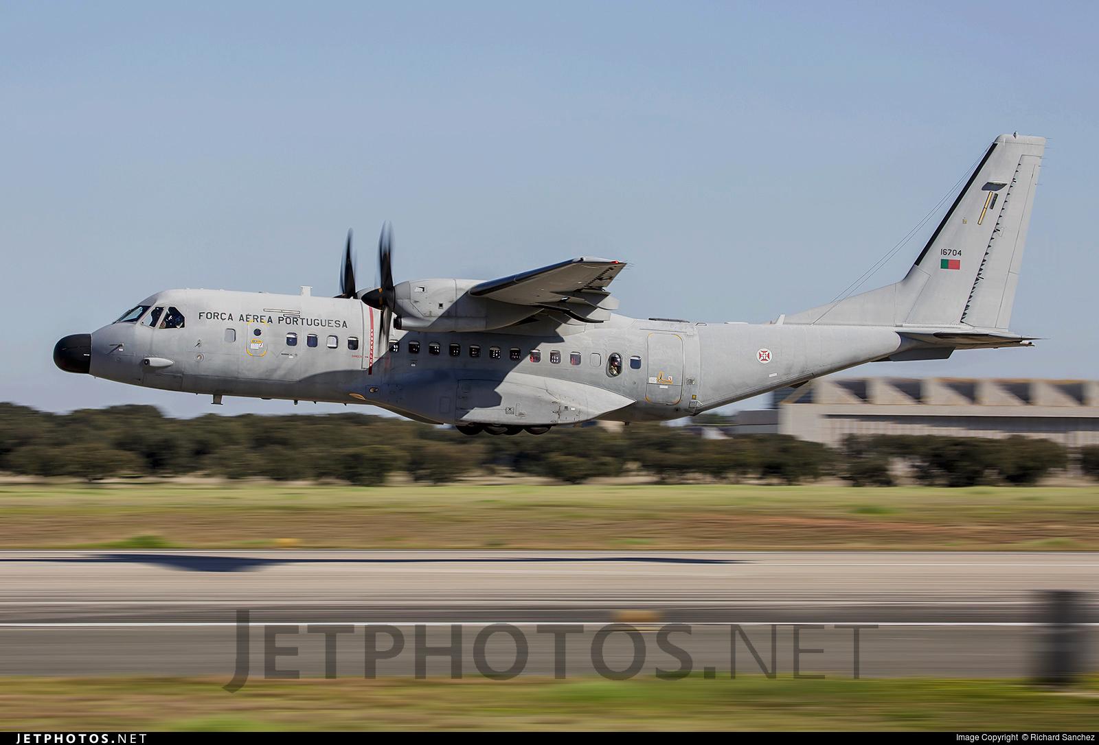 16704 - CASA C-295M - Portugal - Air Force