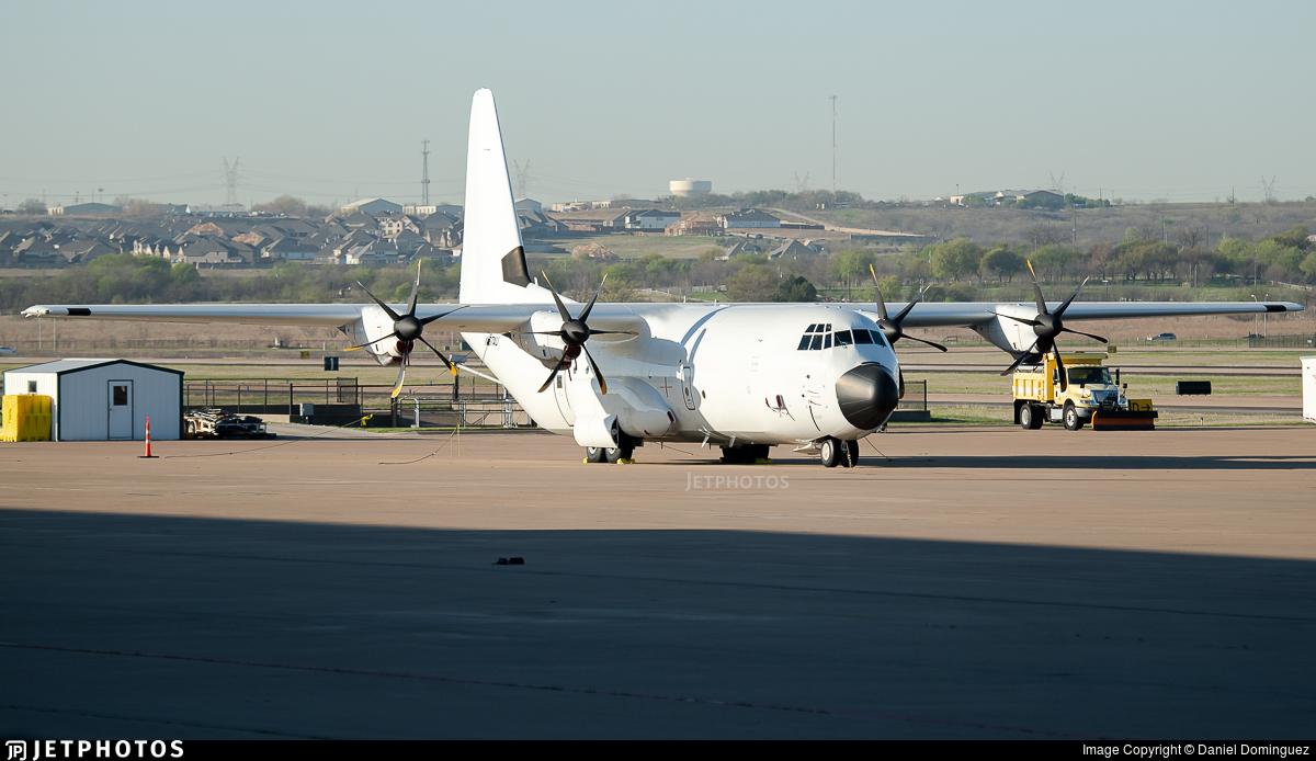 N67AU - Lockheed Martin LM-100J Super Hercules - Lockheed Martin