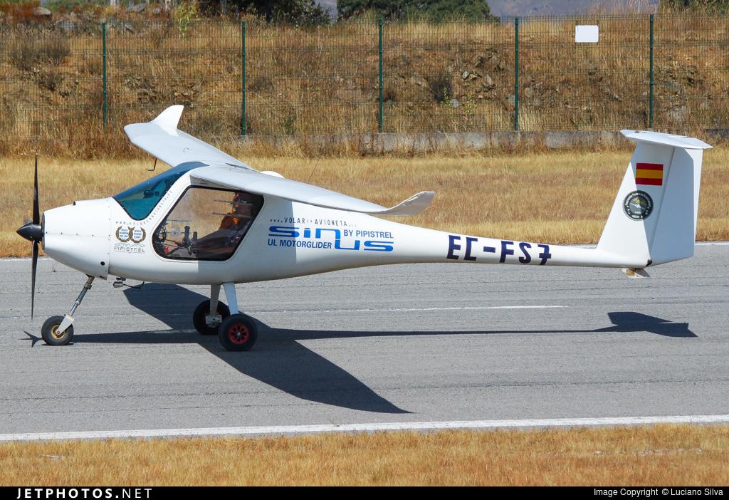 EC-FS7 - Pipistrel Sinus - Private