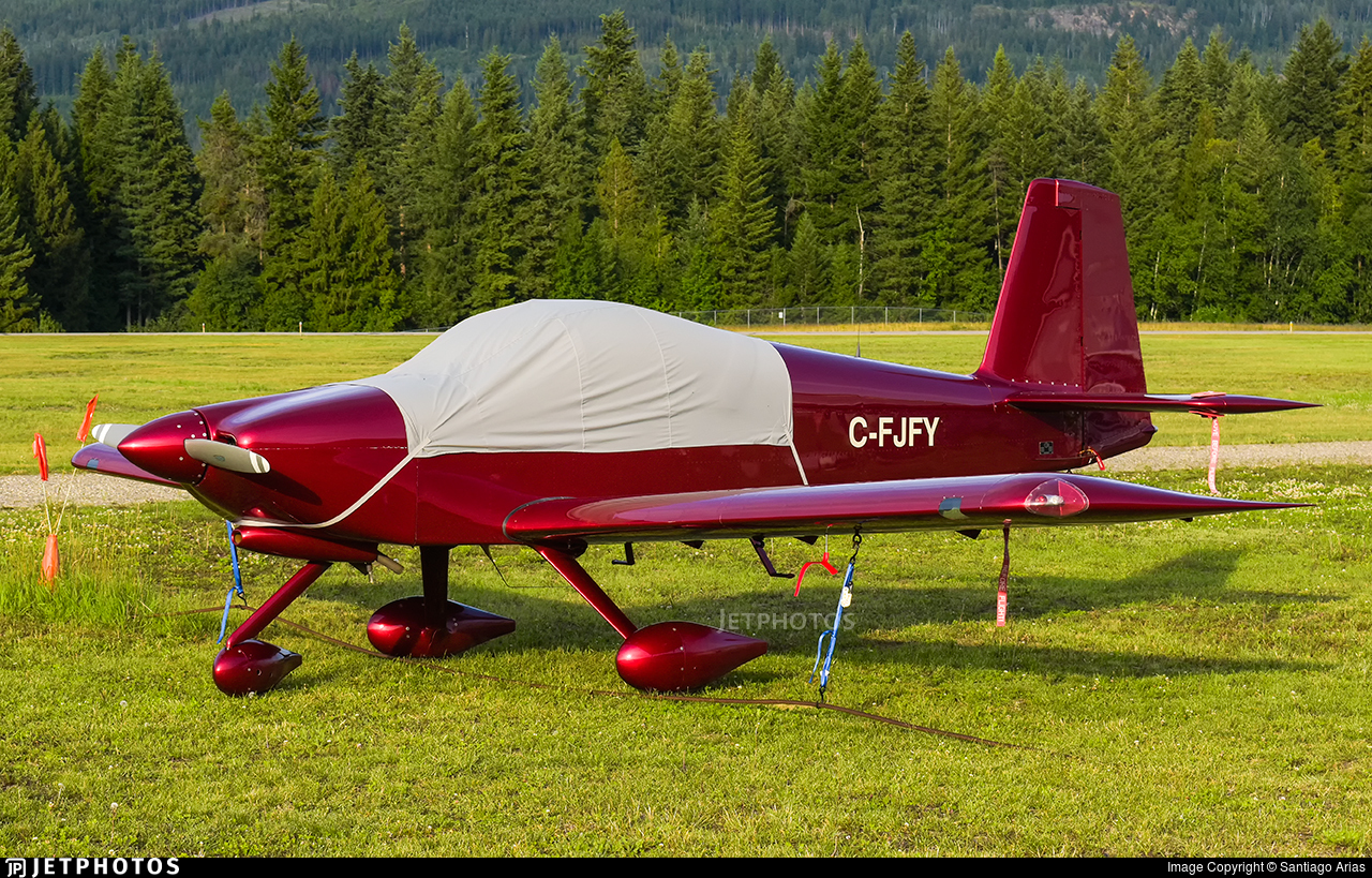 C-FJFY - Vans RV-9A - Private