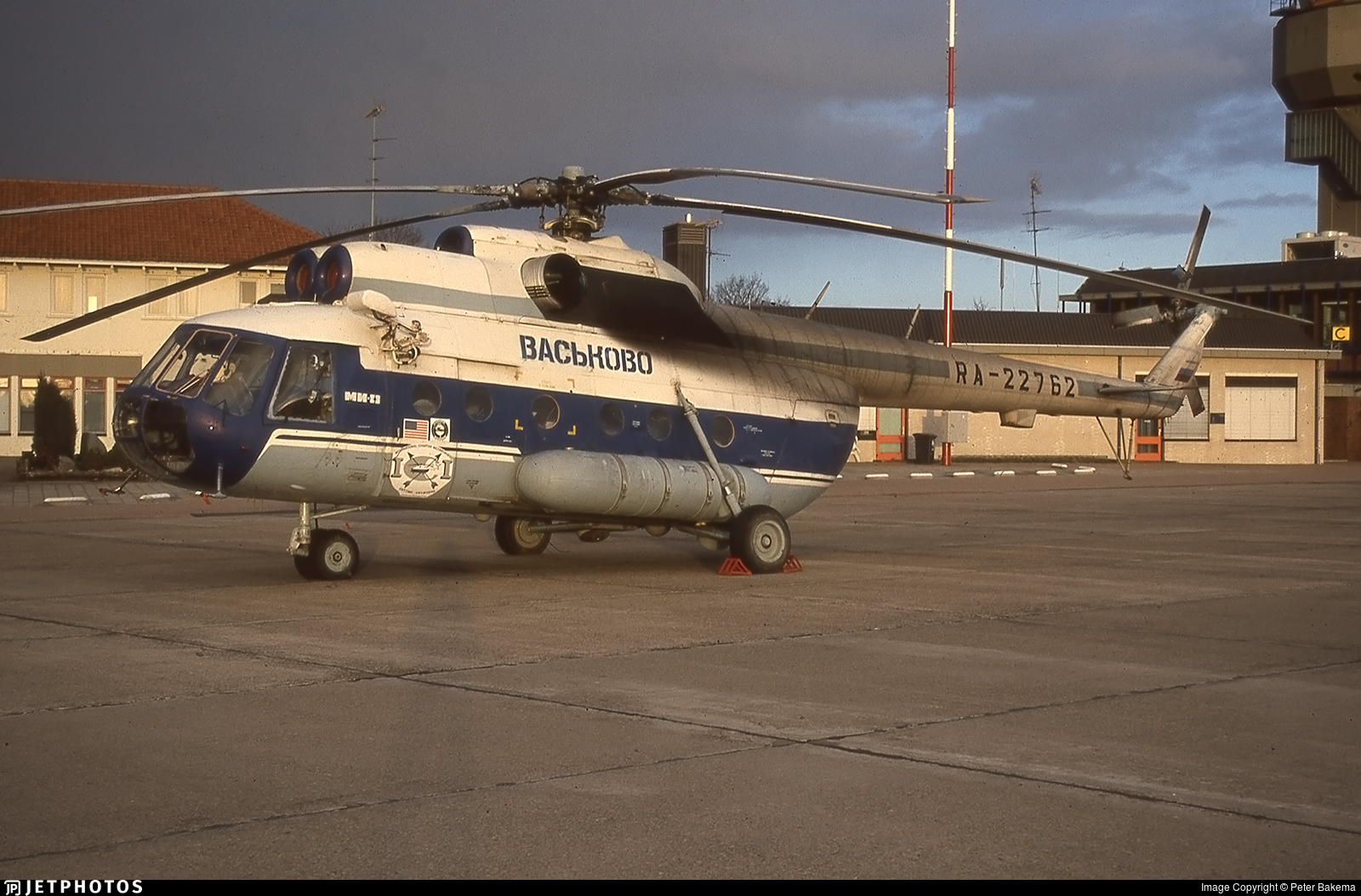 RA-22762 - Mil Mi-8T - Arkhangelsk Second Aviation Enterprise