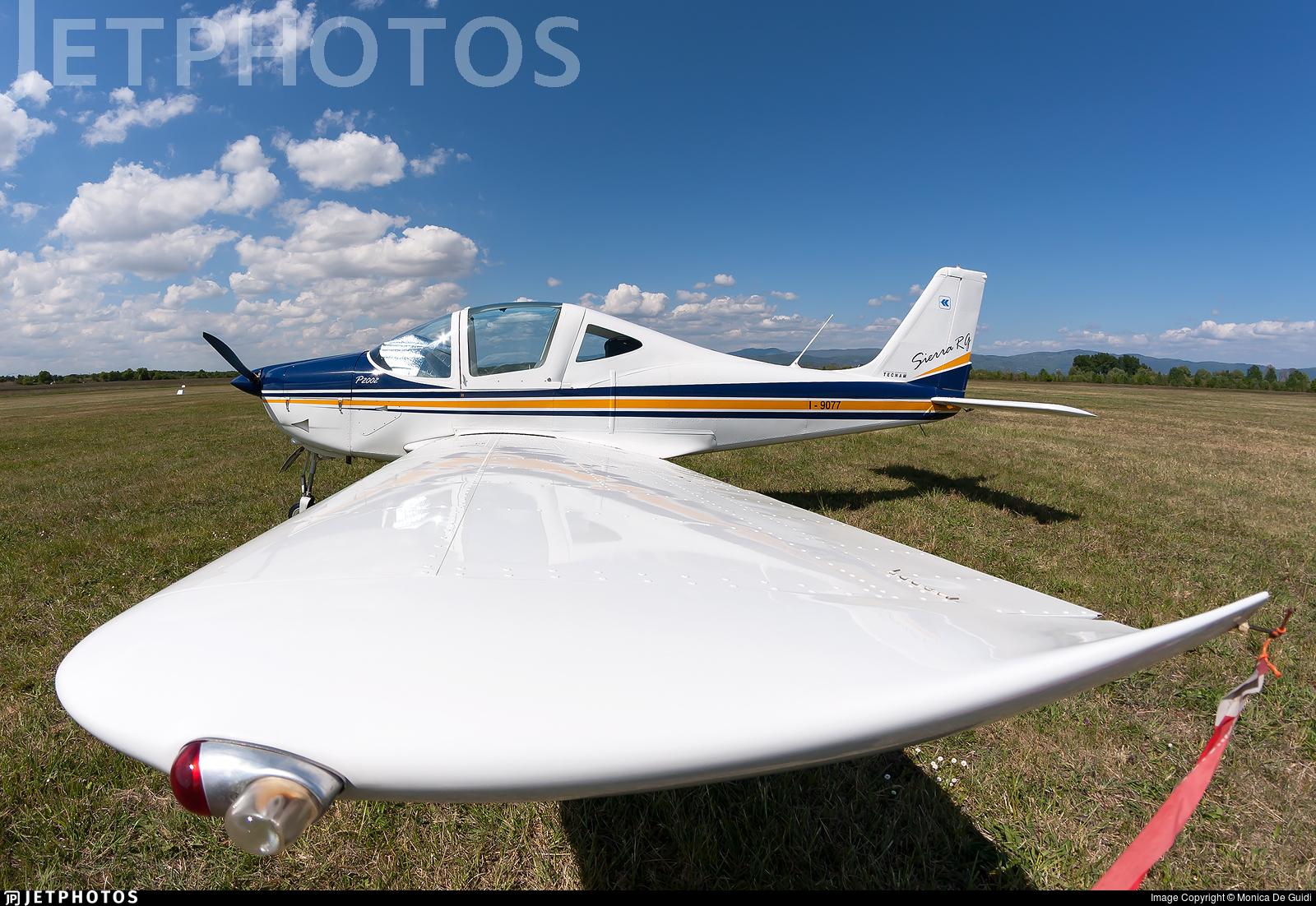 I-9077 - Tecnam P2002RG Sierra - Private