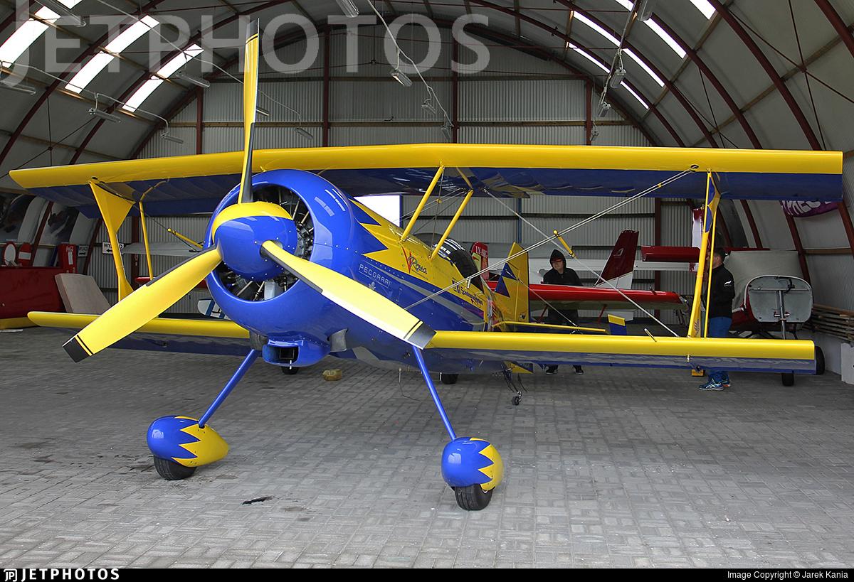 SE-XZA - Pitts 12S - Private