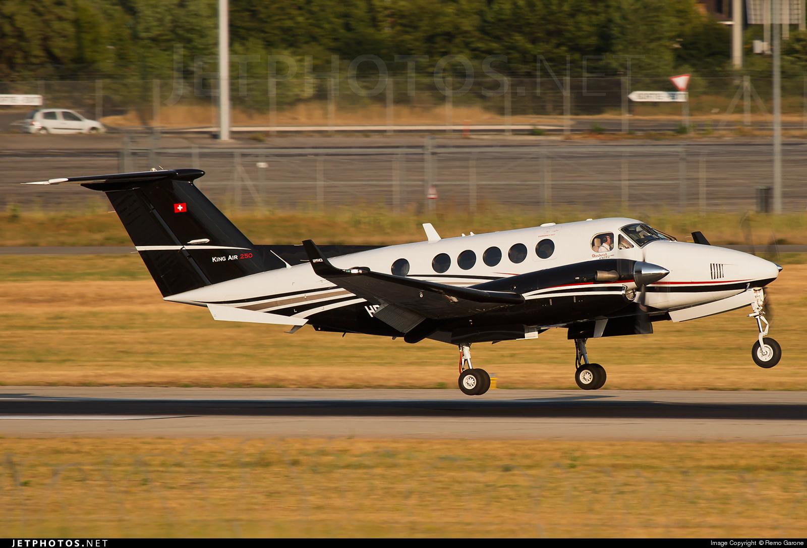 HB-GSB - Beechcraft B200GT King Air 250 - Private