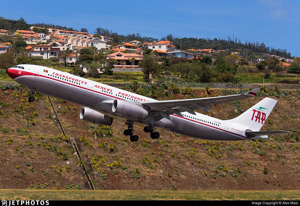 CS-TOV - Airbus A330-343 - TAP Air Portugal
