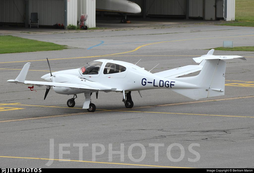 G-LDGF - Diamond DA-42 Twin Star - Private