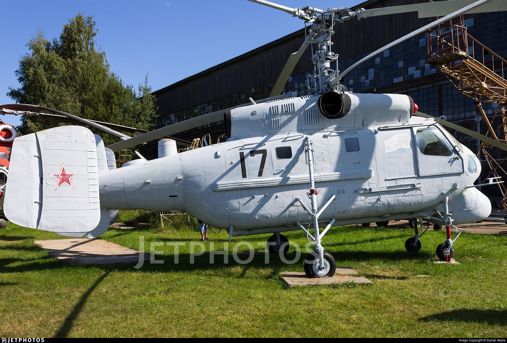 17 - Kamov Ka-25K Hormone-B - Russia - Navy