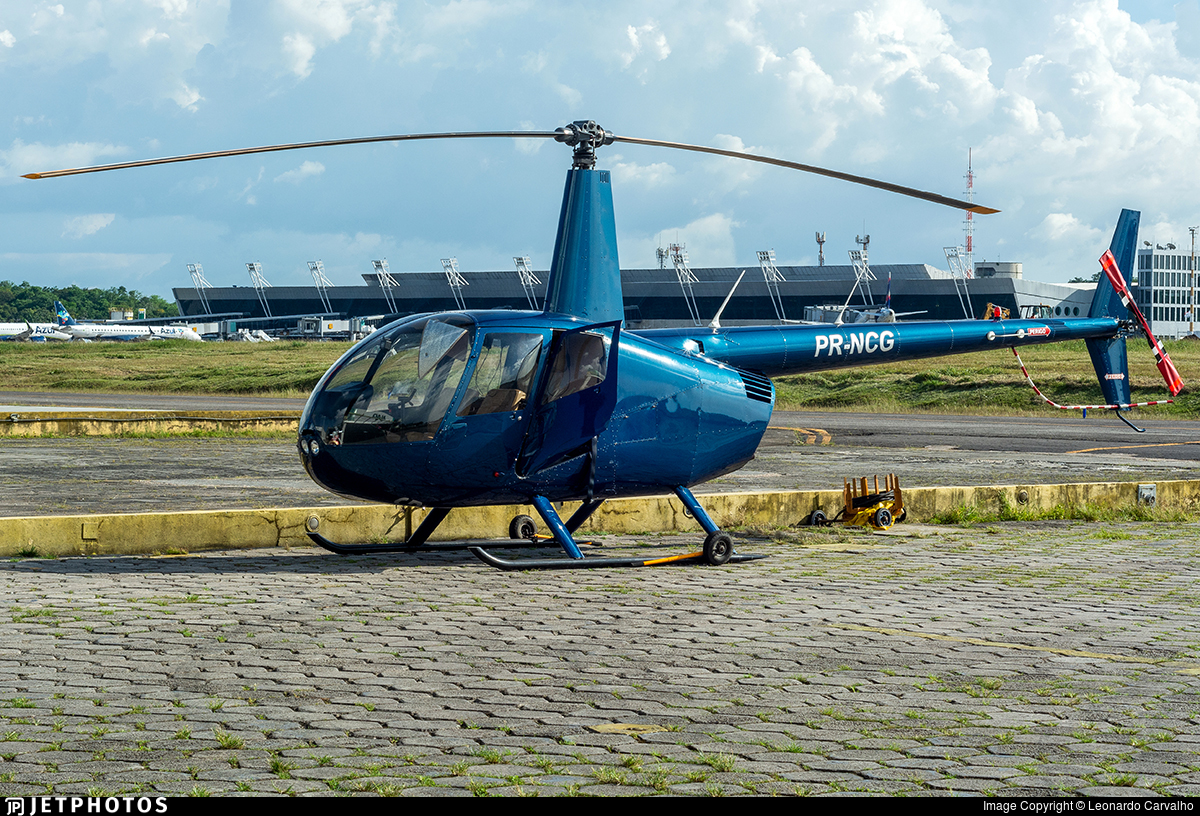 PR-NCG - Robinson R44 Raven II - Private