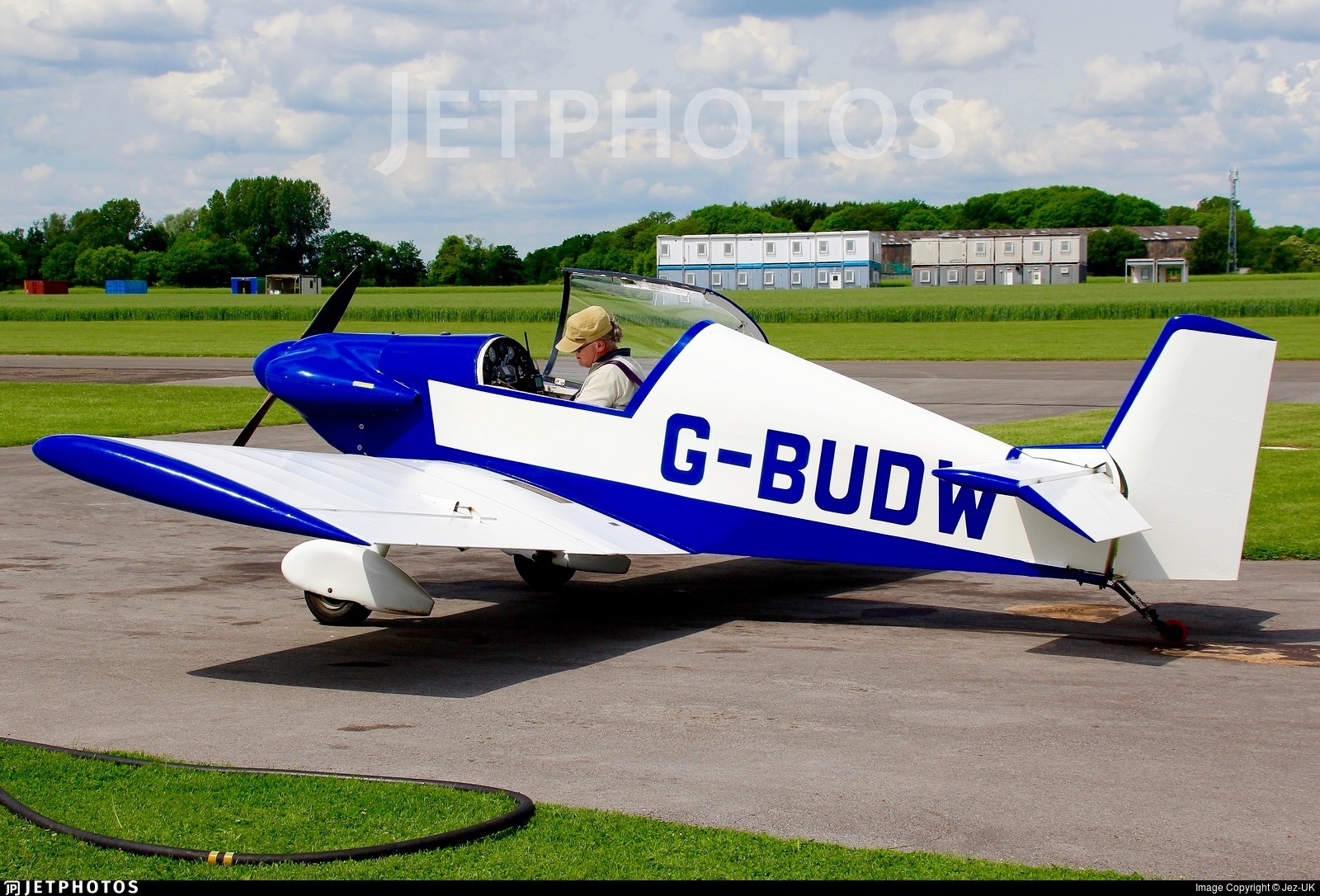 G-BUDW - Brugger Colibri MB2 - Private